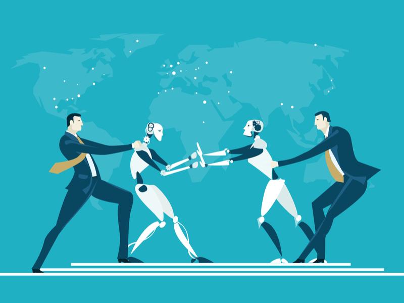 A Peek into Global Artificial Intelligence Strategies