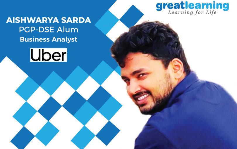Great Learning's program made me job-ready: Aishwarya Sarda, PGP-DSE Alum