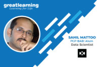 The course aided my old desire to pursue finance as a career – Sahil Mattoo, Data Scientist, DXC Technologies
