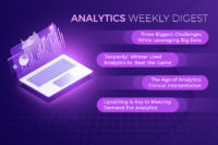 Your essential weekly guide to Data and Business Analytics