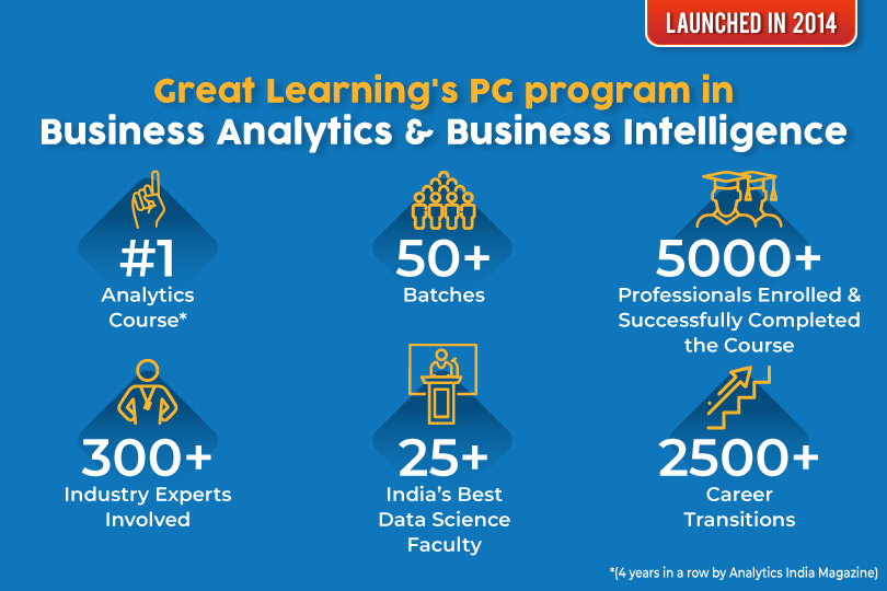 Best business analytics and business intelligence course for professionals