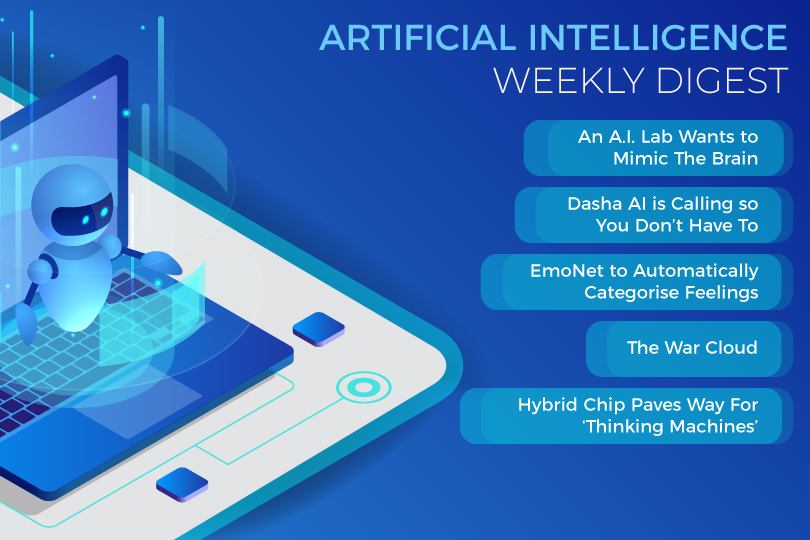 Your essential weekly guide to Artificial Intelligence - August 7