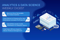 Your essential weekly guide to Data Science and Analytics– August 7