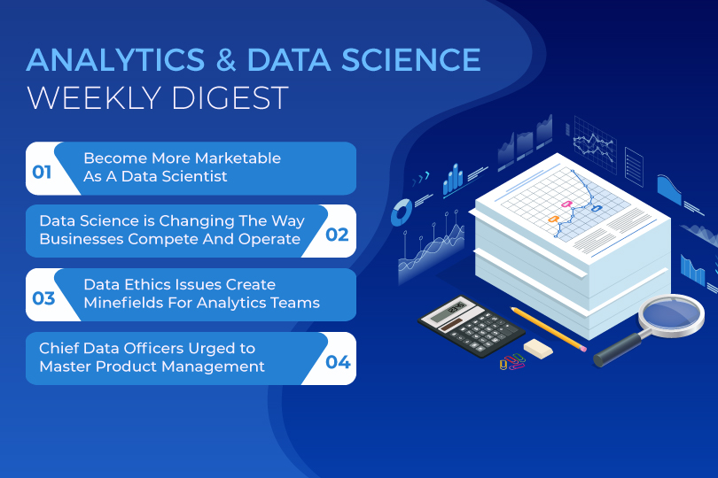 Your essential weekly guide to Data Science and Analytics - August Part II