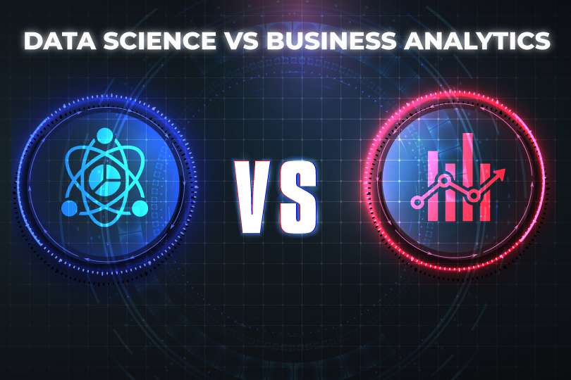 Difference Between Data Science & Business Analytics
