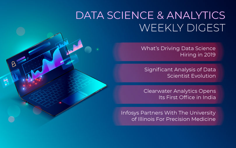 Your Weekly Guide to Data Science And Analytics – August Part V – GL