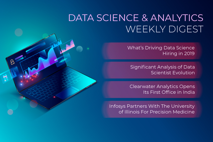 Your Weekly Guide to Data Science And Analytics - August Part V - GL