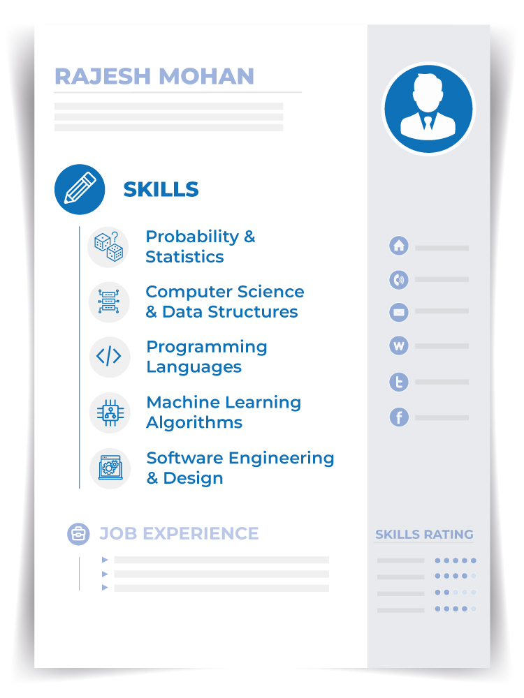 Machine Learning Resume How To Build A Strong Ml Resume And Sample