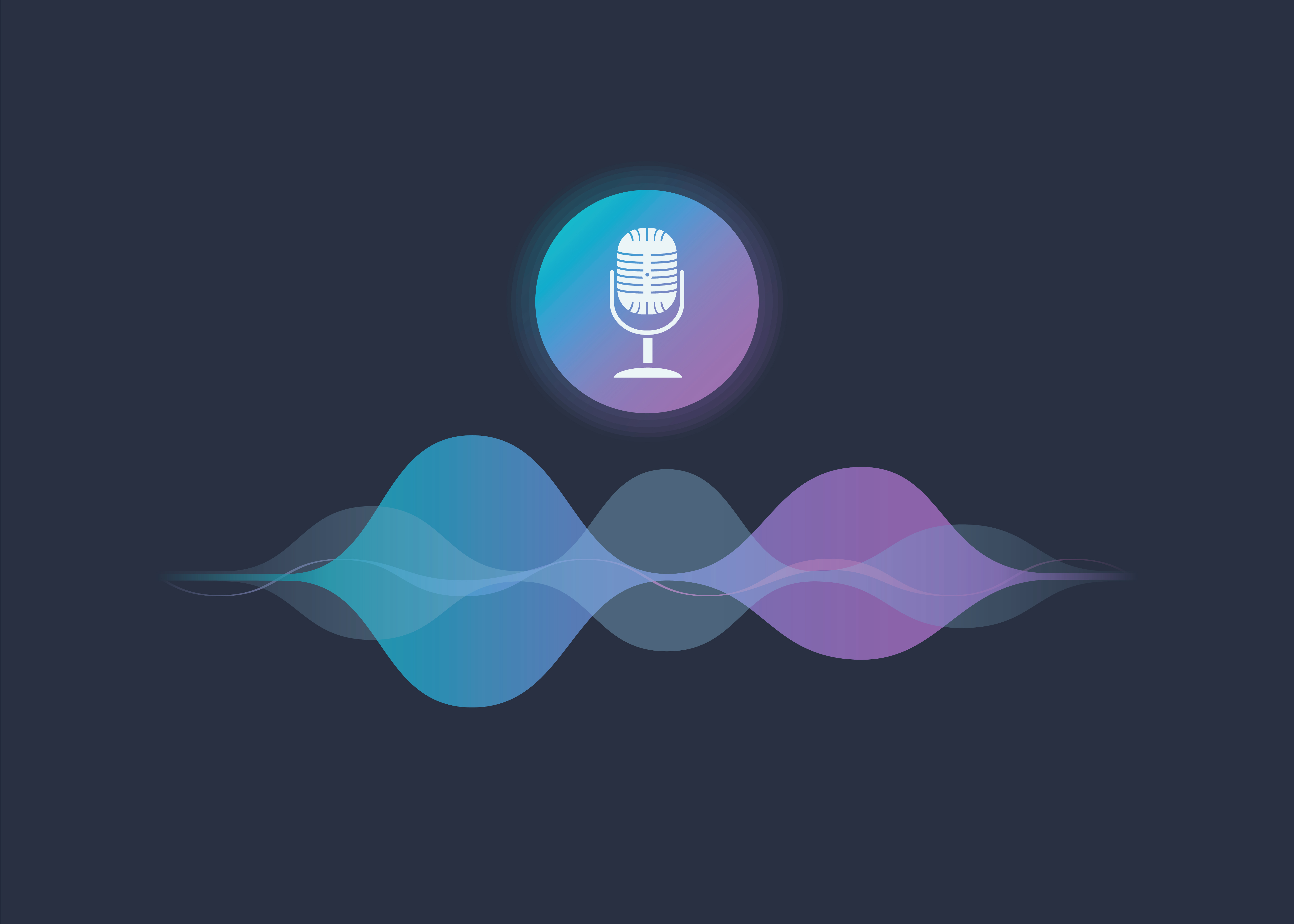 Deep learning use in voice assistant