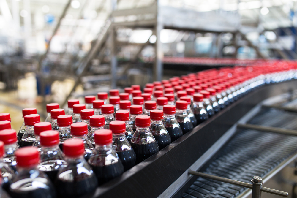 AI in softdrink industry