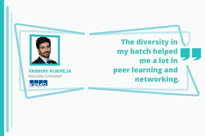 From IT Analyst to Associate Consultant :Vaibhav Kukreja - Great