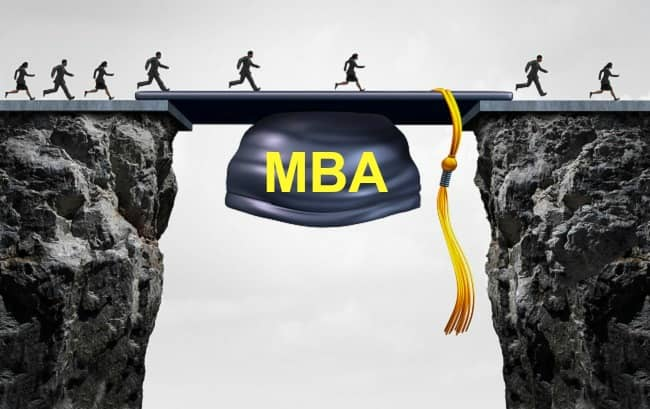 Different ways an MBA can revive your career