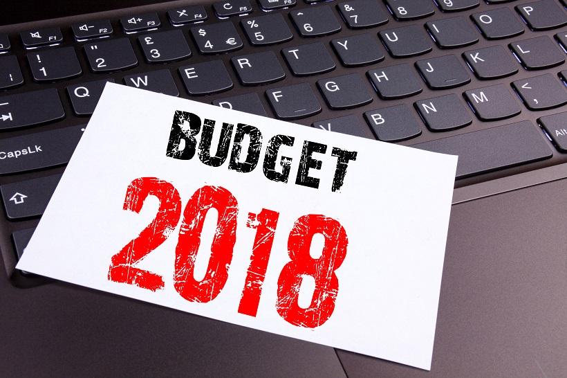 union budget Big Data AI India