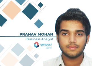 Pranav Mohan Success Story PGP-BABI Great Learning