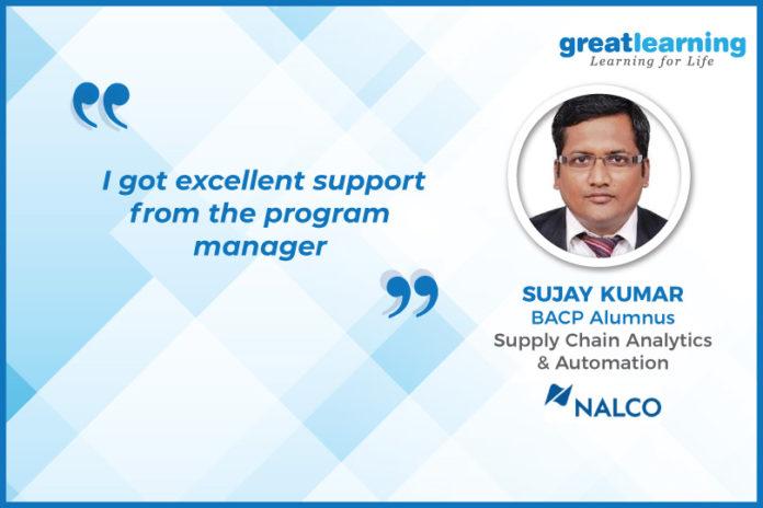 Sujay BACP Nalco
