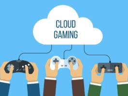 cloud computing gaming