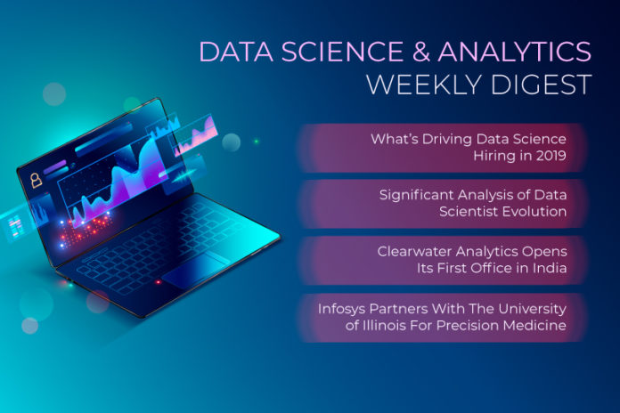 data science weekly news