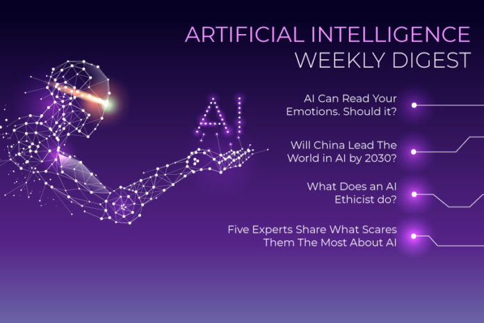 Artificial Intelligence weekly news