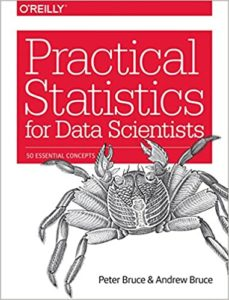 Data Science Books - Practical Statistics for data scientists