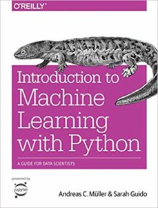 data science books - introduction to ML with Python
