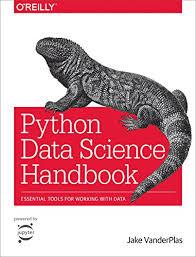 data science books - Python Data Science Handbook - By Jake VanderPlas