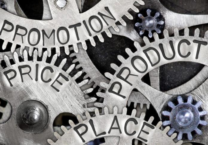 Marketing mix elements