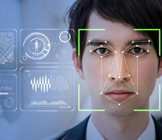 facial recognition using python