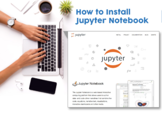 Jupyter notebook install
