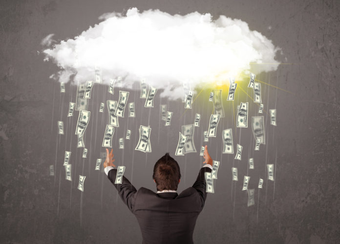 Cloud Computing Industry Spends