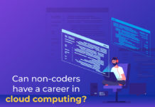 Feature Image - Can Non Coders Have A Career In Cloud Computing - Great Learning