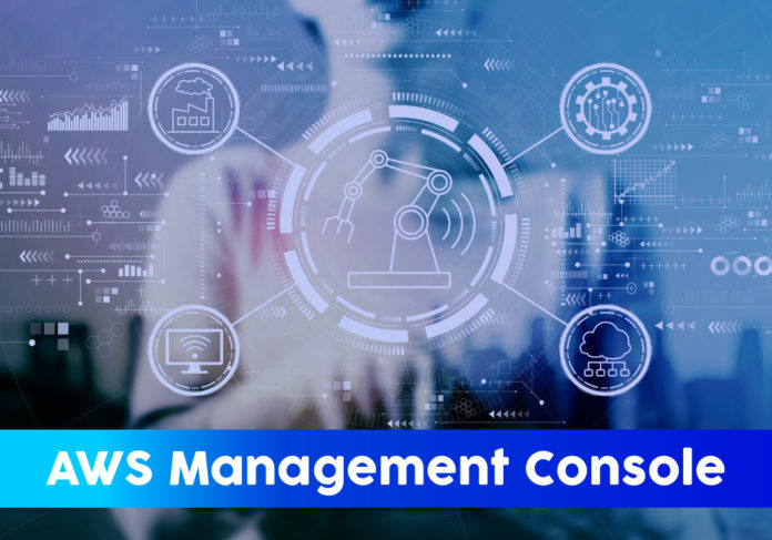 feature image - AWS Management Console - Great Learning