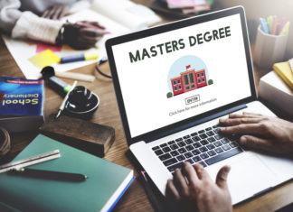 masters in cloud computing