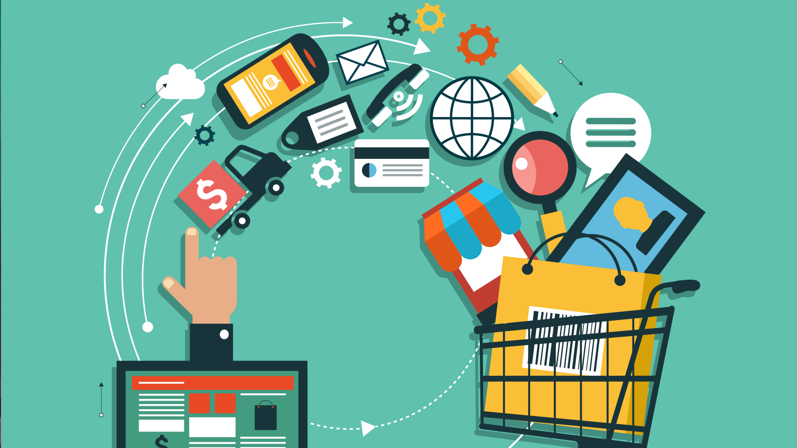 Artificial Intelligence (AI) Applications for E-Commerce in 2021
