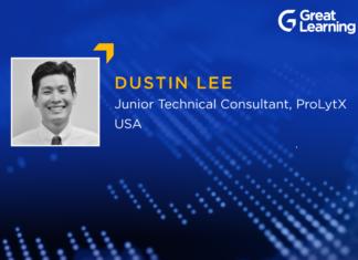 Success Story Dustin Lee